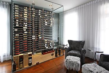 Wine rack gallery